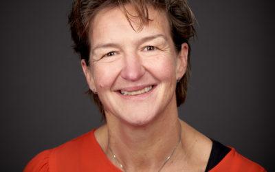 Portret van een huurder, leefstijlcoach Anita Veldt